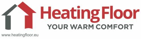"""Heating Floor your warm comfort www.heatingfloor.eu""®"
